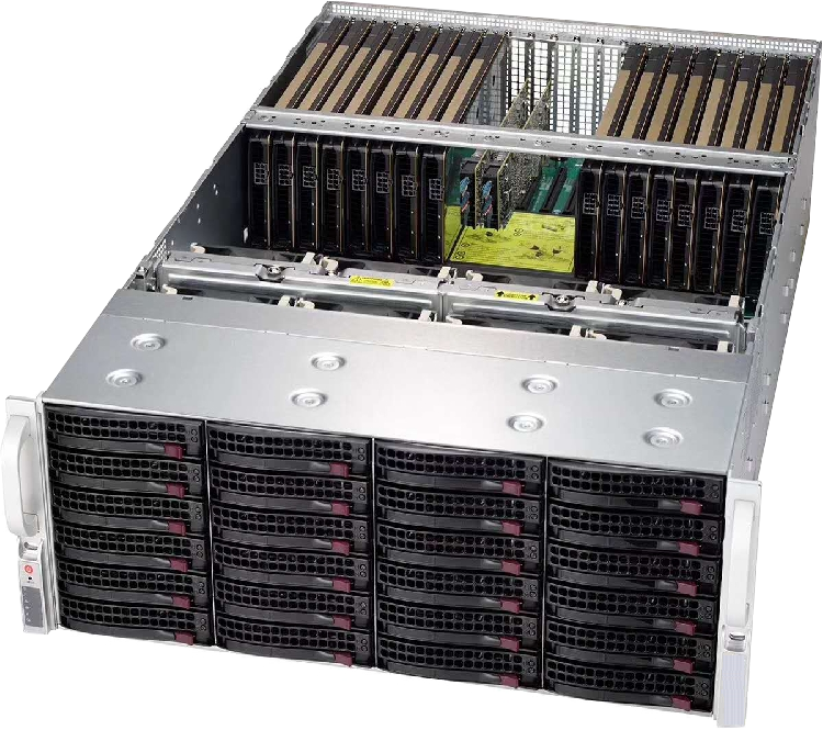 BZS-C482424系列GPU服务器
